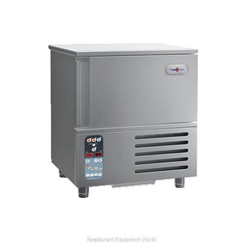 Delfield T5 Blast Chiller Freezer Undercounter worktop
