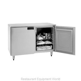 Delfield UC4048P Refrigerator, Undercounter, Reach-In