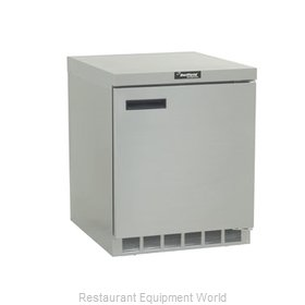 Delfield UC4427N Reach-in Undercounter Refrigerator 1 section