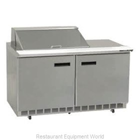Delfield UC4448N-8 Refrigerated Counter, Sandwich / Salad Top