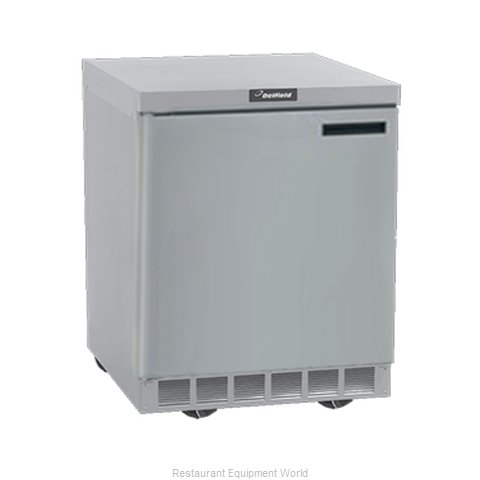 Delfield UC4532N Reach-In Undercounter Freezer 1 section