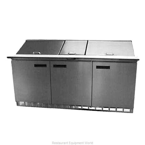 Delfield UCD4472N-30M Mega Top Sandwich Unit