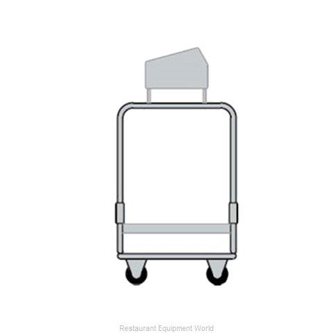 Delfield UTSP-1 Flatware & Tray Cart