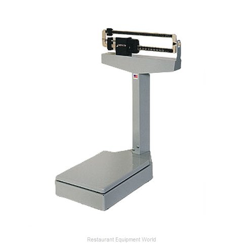 Detecto 4527PK Scale, Receiving, Balance Beam (Magnified)