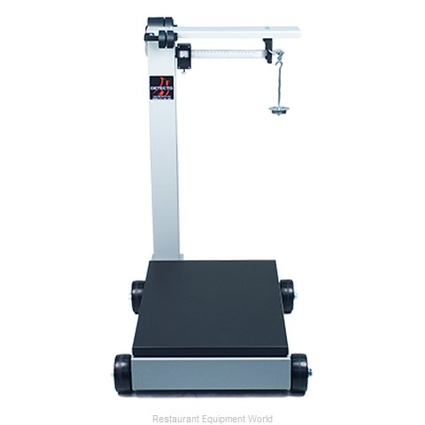 Detecto 854F100P Scale, Receiving, Balance Beam