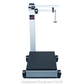 Detecto 854F50P Scale, Receiving, Balance Beam