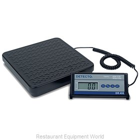 Detecto DR400 Scale, Receiving, Digital