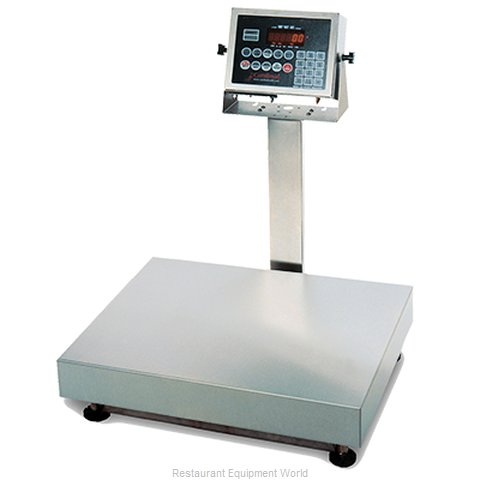 Detecto EB-300-210 Scale, Receiving, Digital (Magnified)