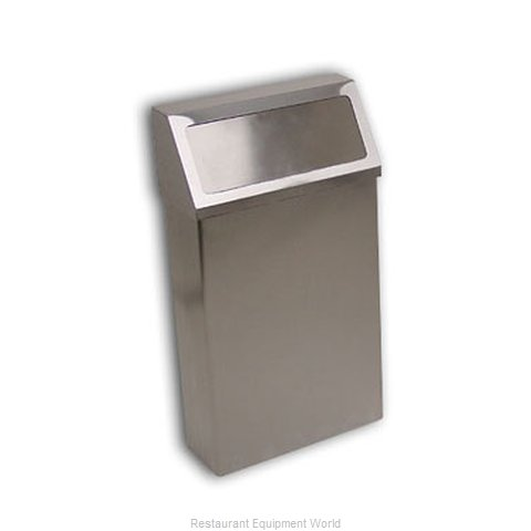 Detecto H-60S Trash Garbage Waste Container Stationary