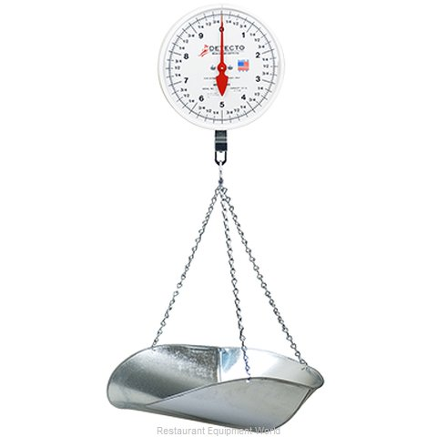 Detecto MCS-10KGDP Scale Hanging