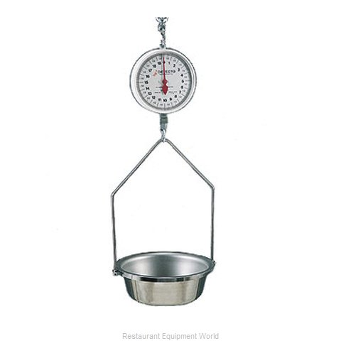 Detecto MCS-20F Scale - Hanging - Fish And Vegetable