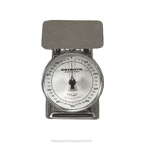 Detecto PT-10SR Scale Portion Dial (Magnified)