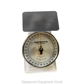 Detecto PT-25-R Scale, Portion, Dial