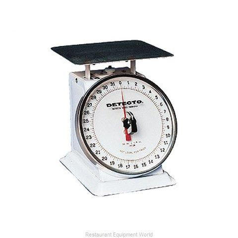 Detecto PT-2R Scale, Portion, Dial