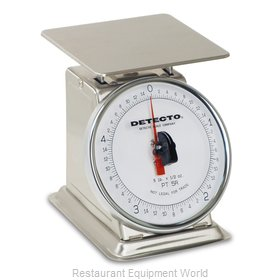 Detecto PT-5-SR Scale, Portion, Dial