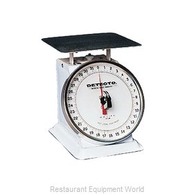 Detecto PT-5R Scale, Portion, Dial