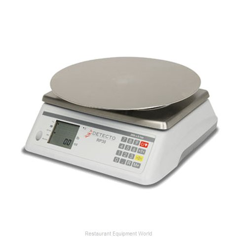 Detecto RP30R Scale, Portion, Digital
