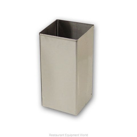 Detecto SWC-32 Trash Garbage Waste Container Stationary