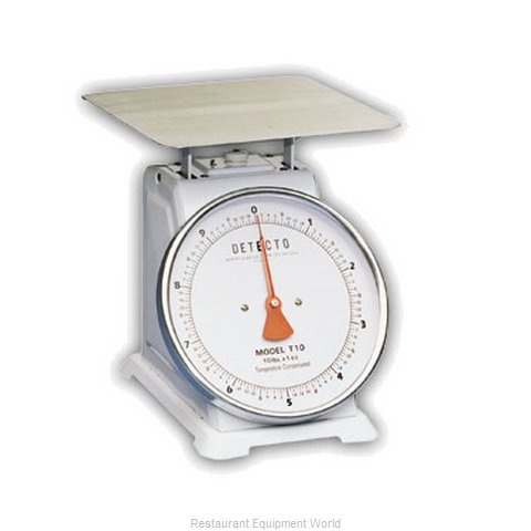 Detecto T10 Scale, Portion, Dial