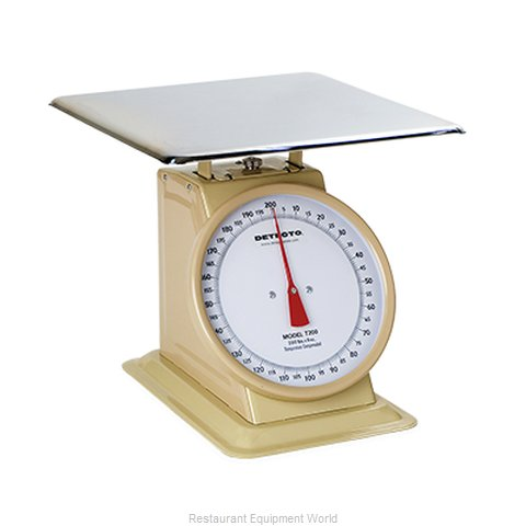 Detecto T200 Scale, Receiving, Dial