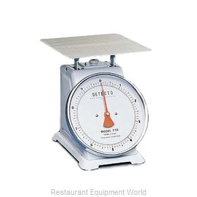 Detecto T50 Scale, Portion, Dial