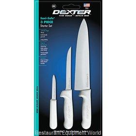 Dexter Russell 3PC-SS Knife Set
