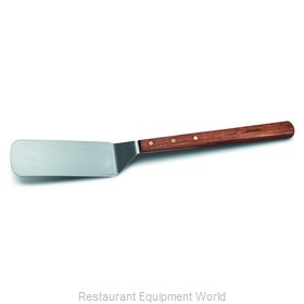 Dexter Russell LS8698 Turner, Solid, Stainless Steel