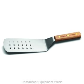 Dexter Russell P2386C-8 Turner, Perforated, Stainless Steel