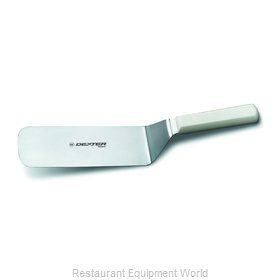 Dexter Russell P94856 Turner, Solid, Stainless Steel