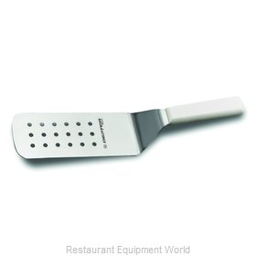 Dexter Russell P94857 Turner, Perforated, Stainless Steel