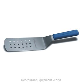 Dexter Russell PS286-8C-PCP Turner, Perforated, Stainless Steel