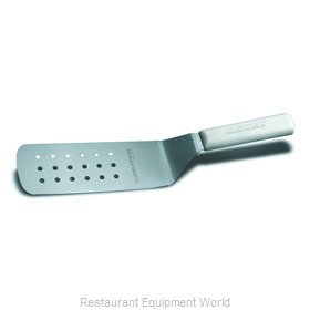 Dexter Russell PS286-8Y-PCP Turner, Perforated, Stainless Steel
