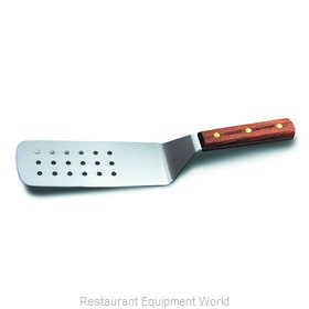 Dexter Russell PS8698PCP Turner, Perforated, Stainless Steel