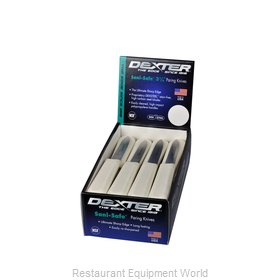 Dexter Russell S104SC-24 24 S104 Scalloped Parers