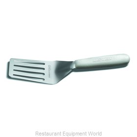 Dexter Russell S182 1/2PCP Turner, Slotted, Stainless Steel