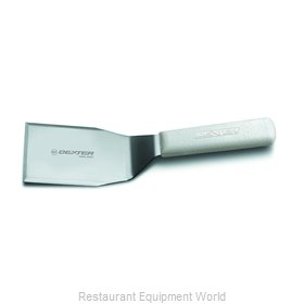 Dexter Russell S285-4 Turner, Solid, Stainless Steel