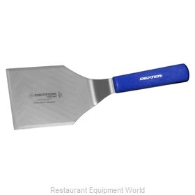 Dexter Russell S285-4H-PCP Turner, Solid, Stainless Steel