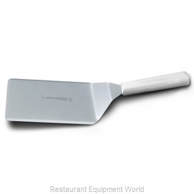 Dexter Russell S285-6 Turner, Solid, Stainless Steel