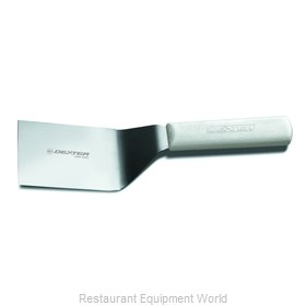 Dexter Russell S286-4PCP Turner, Solid, Stainless Steel