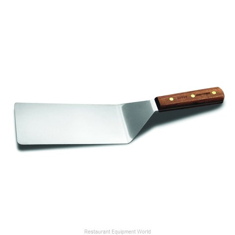 Dexter Russell S8699PCP Turner, Solid, Stainless Steel