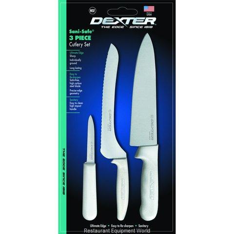 Dexter Russell SS3 Knife Set