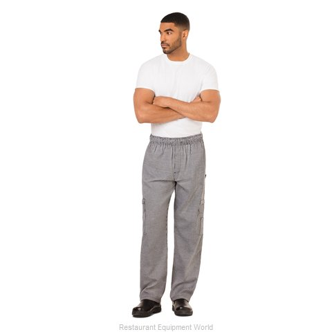 Dickies Chef DC10-HDTH-L Chef's Pants