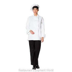 Dickies Chef DC591-WTBK-OS Chef's Hat