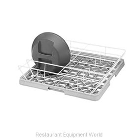 Dinex DX10018 Dishwasher Rack, for Plate Covers