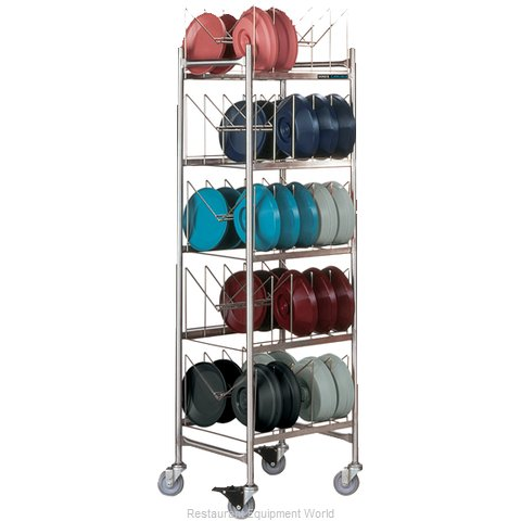 Dinex DX1173X50 Dome Storage Cart