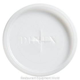 Dinex DX1193ST8714 Lid Disposable Cup