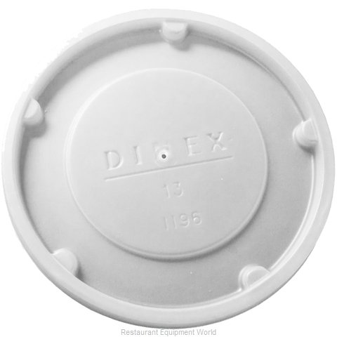 Dinex DX11968714 Lid Disposable Cup