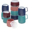 Jarro, Plástico <br><span class=fgrey12>(Dinex DX119750 Mug, Plastic)</span>