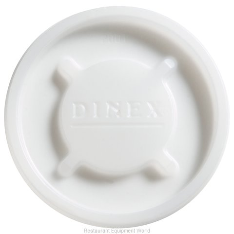 Dinex DX20019000 Disposable Cup Lids
