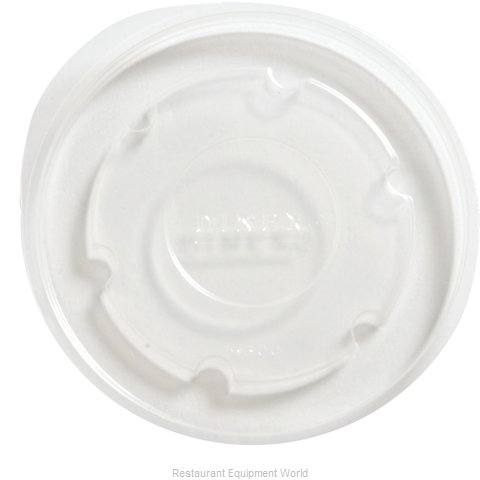 Dinex DX43008700 Lid Disposable Cup (Magnified)